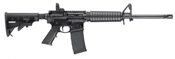 SMITH AND WESSON M&P15 SPORT 223 REM  5.56 NATO